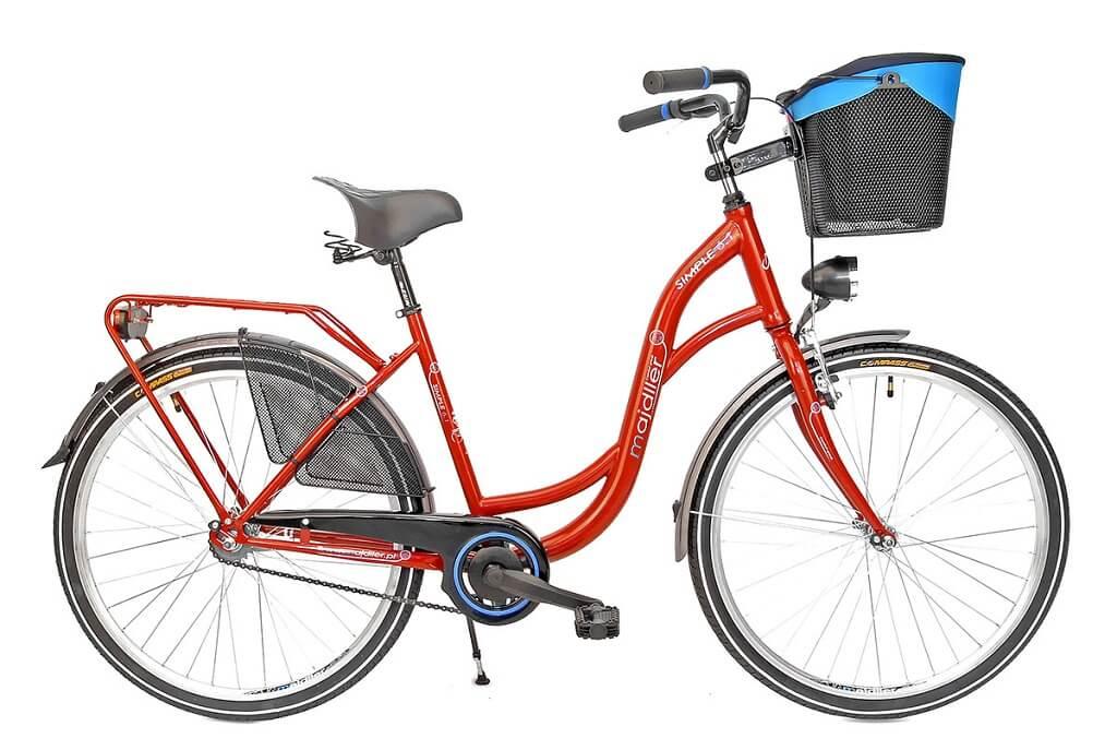 rower dla dziecka majdler